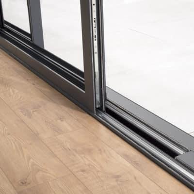 Origin OS-77 sliding door track