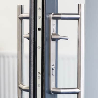 luxury Origin OS-77 sliding door metal handle