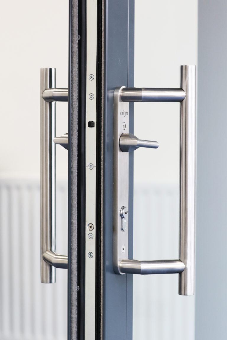 luxury Origin OS-77 sliding door metal handle
