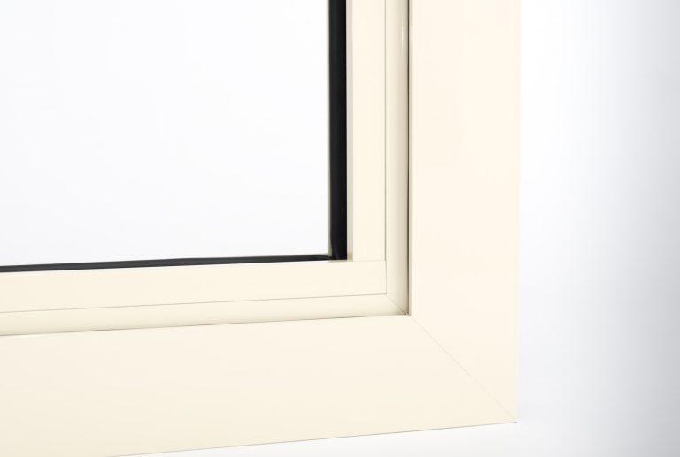 Origin OW70 & OW80 windows in a cream colour