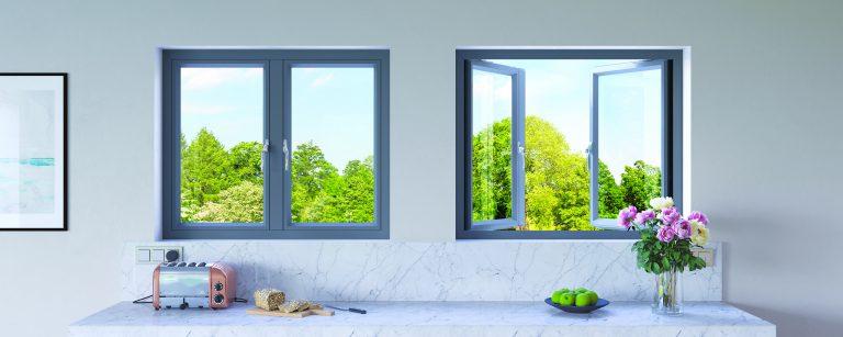 grey Origin OW70 & OW80 windows
