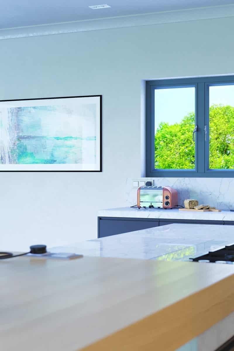 contemporary Origin OW70 & OW80 windows