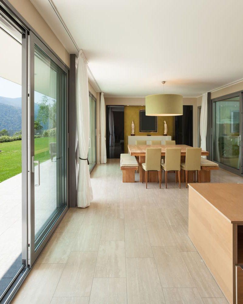 Dutemann Glide-S sliding door in a new home