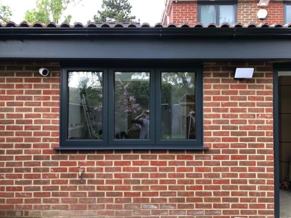 origin windows with sliding doors in Kent
