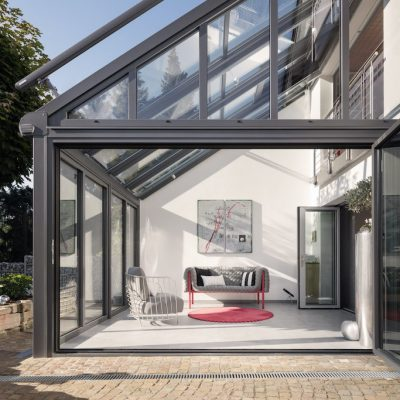 solarlux systems range of conservatories