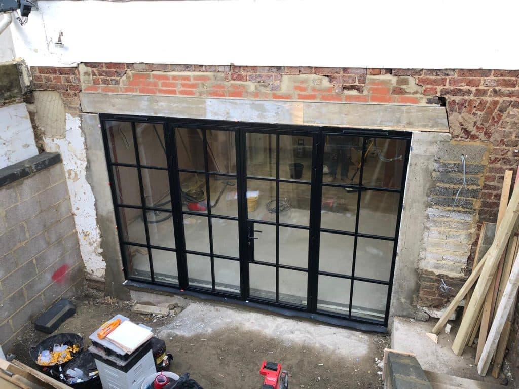 steel-look doors in Rochester