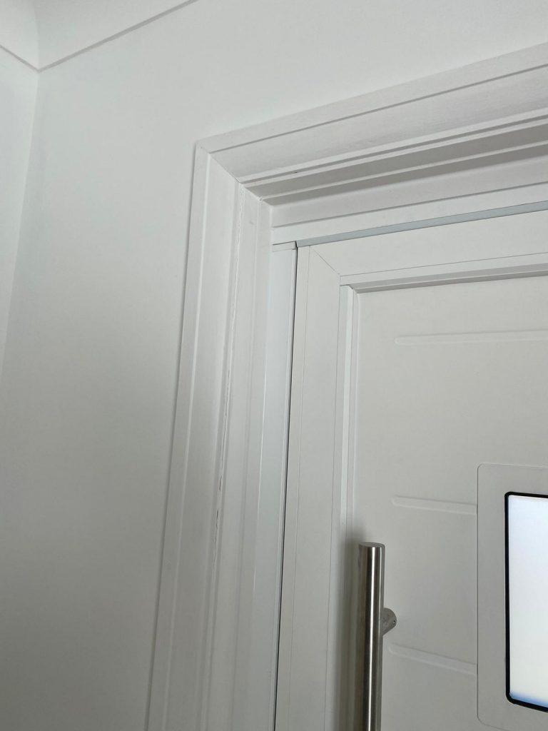 Aluminium Front Door in Hythe